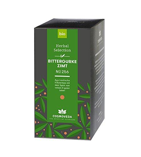 BIO Bittergurke Zimt Tee 25 x 1,8g von Cosmoveda