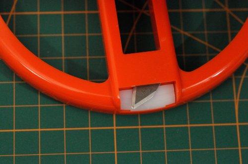 NT Cutter Heavy-Duty Circle Cutter, 1-3/16 Inches 6-5/16 Inches Diameter, 1 Cutter (C-2500P) Photo #5