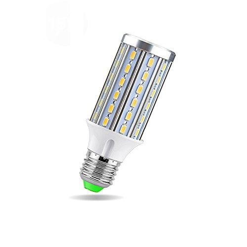 AiteFeir - Lampadine LED E27, 15W, Attacco Grande E27, 1400 lumen, Bianca Calda 2700K Lampada LED Mais a Risparmio Energetico Non Dimmerabile