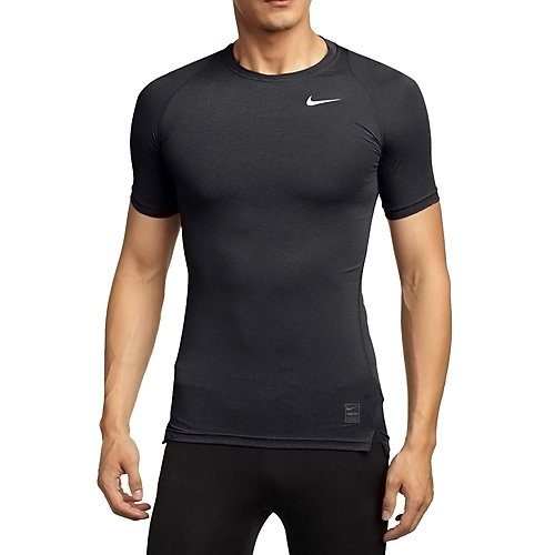 Nike Men's Pro Cool Compression Shirt Tee Dri-Fit- Buy Online in China at  china.desertcart.com. ProductId : 23420882.