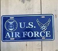 ライセンスプレート サインボードUS AIR FORCE