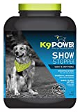 K9 Power - Show Stopper - Healthy Coat and Skin Supplement for Dogs - Reduces Excessive Itching and Shedding, Skin Hot Spots & Seasonal Allergies (8 lb)