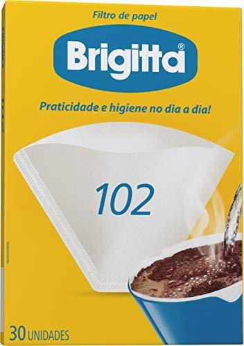 Filtro de Papel 102 Brigitta 30 Unidades