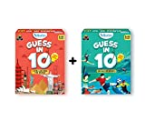 Product 1: EXCITING GAME OF QUESTIONS - Includes 52 Game Cards and 6 Clue Cards. Get ready to play the most exciting game of questions! Ask up to 10 questions to guess the city on the Game Card! Is it in Asia? Is the capital of a country? Is it touri...