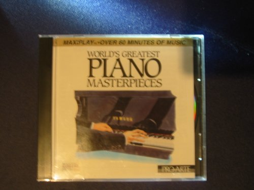 World's Greatest Piano Masterpieces