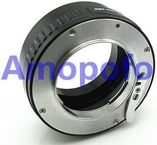 Amopofo Exakta-NEX Adapter Exakta Mount Lens to Sony NEX 7/A7/A7rII/A7II/A7S VG40 A6000 5R