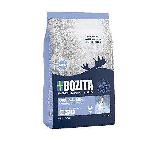 Bozita Original Mini | 4,75 kg Hundefutter trocken