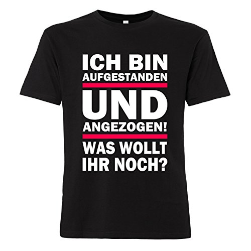 ShirtWorld wat wils je noch? - T-shirt.