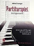 PARTITURSPIEL LEICHT GEMACHT 1 - arrangiert für Buch [Noten/Sheetmusic] Komponist : STENGER ALFRED