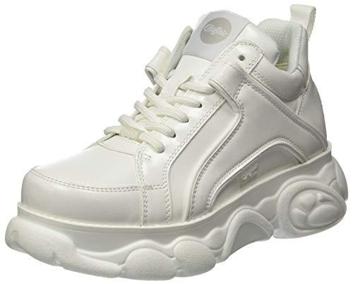 BUFFALO Cld Corin, Zapatillas Mujer, White, 38 EU