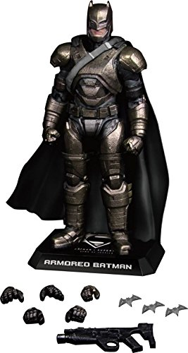 Beast Kingdom- DC Comics Figura Batman, Multicolor (DAH-004)