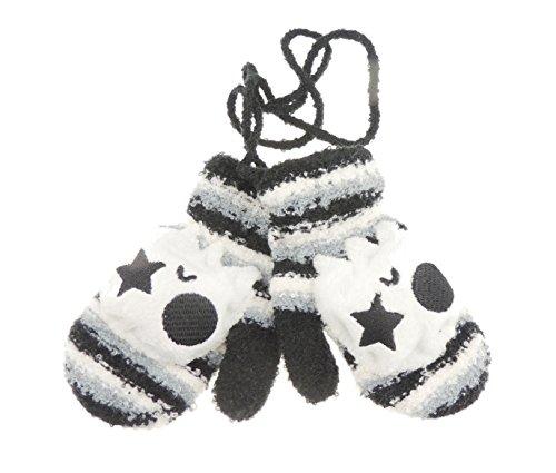 Adorables manoplas invierno supersuaves bebés niñas