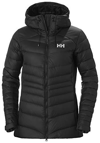 Helly Hansen W Verglas Icefall Down Jacket Chaqueta, Mujer, Black, M
