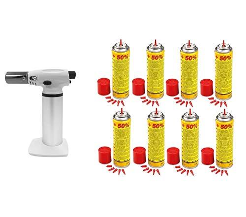 Kemper 13200 Clignotant de cuisine à gaz rechargeable 8 bouteilles de gaz