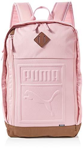 PUMA Unisex– Erwachsene S Backpack Rucksack, Bridal Rose, OSFA