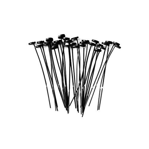CLFYOU Nadel Return-Taste 30Pcs Schnelltaste Reparatur Fest Werkzeug Convenient Nadel Return-Taste Needleless Knopf