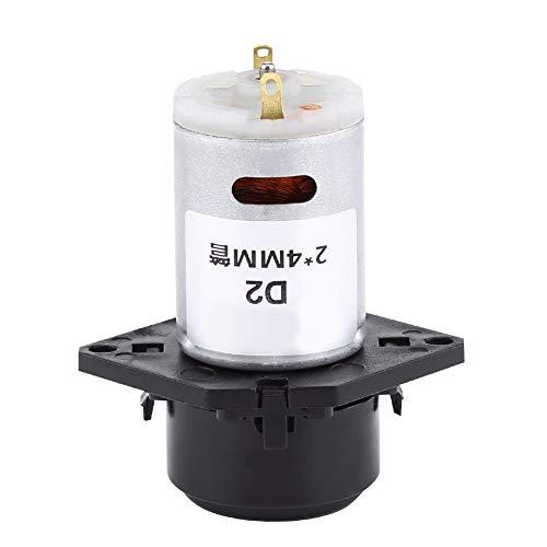 Toasses Bomba de dosificación 12V DC Bomba de líquido peristáltico Bomba de la batería Cabeza de dosificación para el Laboratorio de Acuario