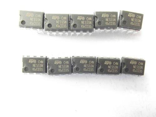 NE555N Standard Single Timer 8 pin PDIP x10pieces