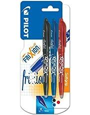 Pilot Frixion ścieralny długopis kulkowy – czarny