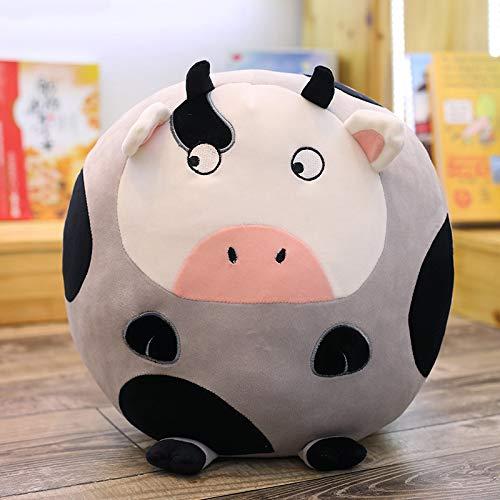 Pluche Bosdieren Koeien Knuffel, Knuffels Kussen Pop, Knuffel Dieren Gevuld Speelgoed, Kinderen Geschenken 40 Cm 1 Stuks
