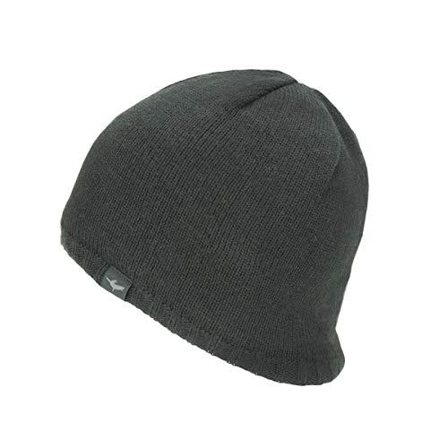 SealSkin Unisex Mütze Reflective Mütze, schwarz, XXL, 2019099733