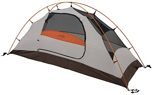 ALPS Mountaineering 5024617 Lynx 1-Person Tent, Clay/Rust