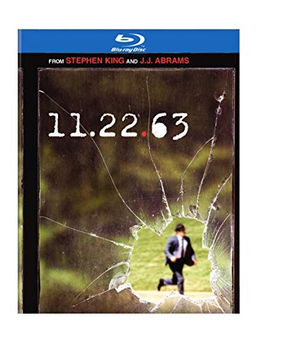 11.22.63: Mini TV Series (Blu-Ray + Digital HD) $12.96 via Amazon