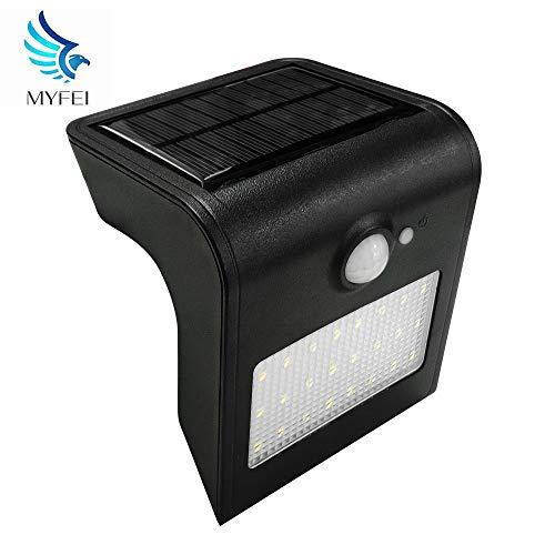 Myfei Solar verlichting zonder kabel van de bewegingsmelder Chiara waterdicht buiten voor veranda, plafond, yard