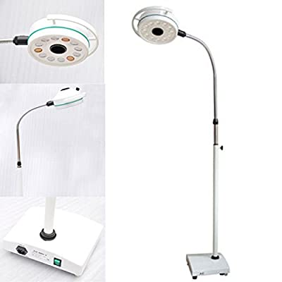 APHRODITE 36W Portable Mobile LED Surgical Medical Exam Light Shadowless Lamp KD-2012D-3