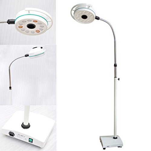 Aphrodite 36W Portable Mobile LED Exam Light Shadowless Lamp