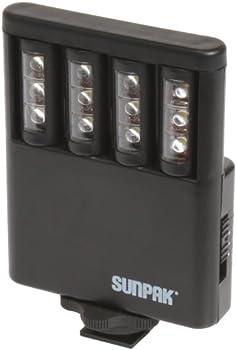Sunpak VL-LED-12 Compact Video Light