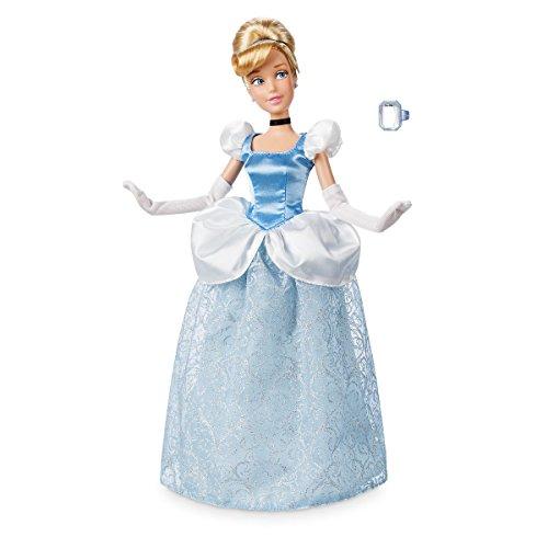 ディズニー (Disney) シンデレラ クラシックドール 指輪付 約30cm [並行輸入品]Cinderella Classic Doll with Ring - 11 1/2''