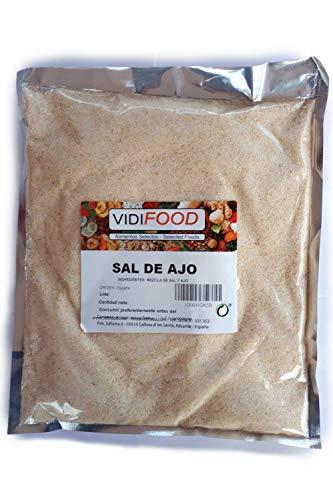VidiFood Sal de Ajo - 1kg