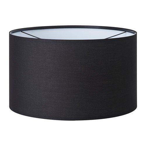 IKEA RISMON Schirm in schwarz; (40cm)