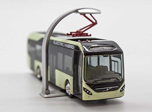 MOT300059 : VOLVO 7900 bus urbain version Electric Hybrid et potence de rechargement