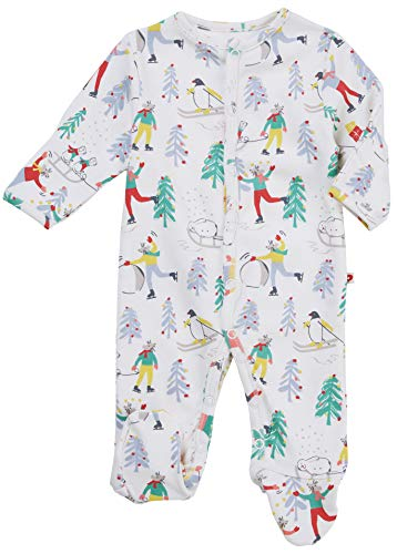 Piccalilly Baby's First Christmas Sleepsuit 0-3 month