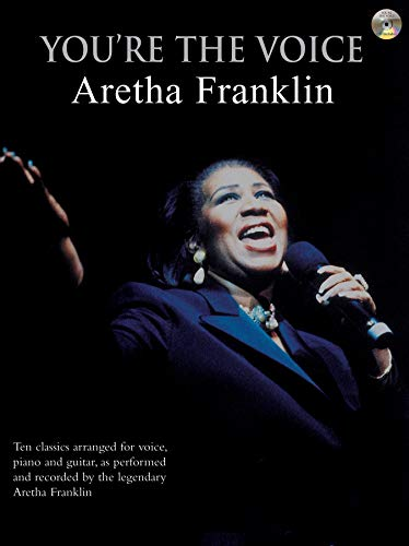Aretha Franklin: You\'re The Voice + CD