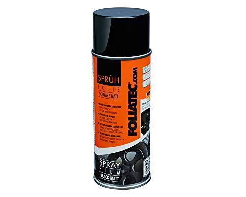 Foliatec Dose schwarz matt 400 ml