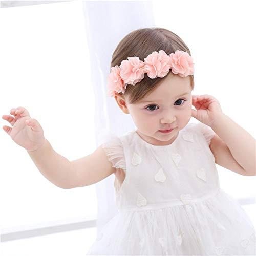 PZNSPY babyhoed voor pasgeborenen, accessoires voor fotografie, voor baby's, meisjes, accessoires voor foto, haken, parels, capsules 1 exemplaar