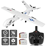 FancyWhoop RC Airplane A110 RTF RC Plane 2.4GHz 3 Channel 6-Axis Gyro EPP