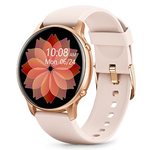 Stiive Smart Watch, 1.28 Inch Full Touch Screen Smartwatch for Men...