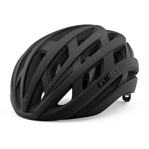 【日本正規品】GIRO (ジロ) 自転車 大人用 ヘルメット HELIOS SPHERICAL アジアンフィット Mサイズ(55-59cm) マットブラックフェード 日本人の頭にしっかりフィット |2年保証|