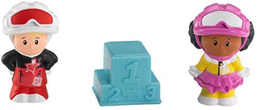 Fisher-Price - R9829 - Tube Figurine Little People - Sport