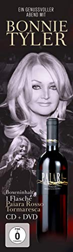 Bonnie Tyler Box [Import] [Coffret CD + DVD + Vin]