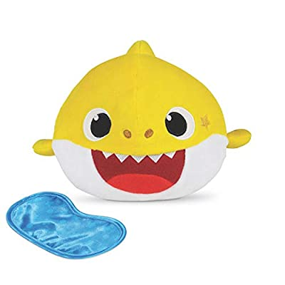 WowWee Pinkfong Baby Shark Official - Baby Shark Sing & Snuggle Plush from WowWee