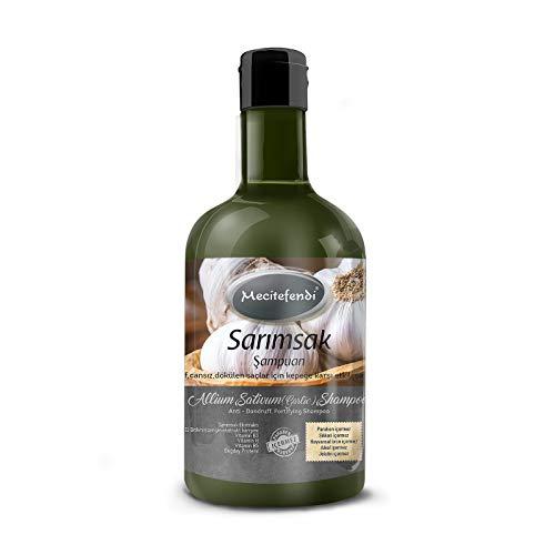 Mecitefendi Knoblauch Shampoo 400ml, Spitze gegen Haarausfall