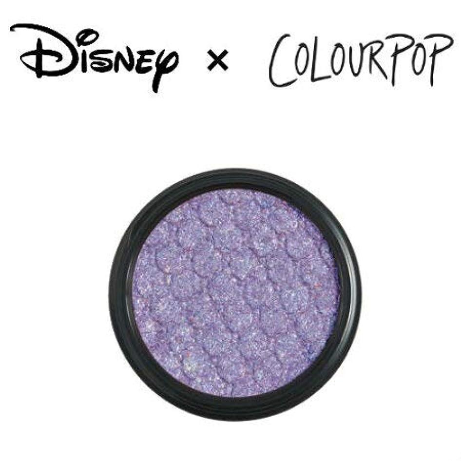 ブレス道を作るマトンカラーポップ COLOURPOP x DISNEY ディズニー プリンセス アイシャドウ A WHOLE NEW WORLD(アイシーラベンダー)