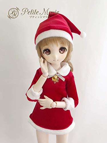Petite Marie Japan for 1/4 Doll 16 inch 40cm MDD (Mini Dollfie Dream) MSD BJD Christmas Clothes Costume Clothes [No.0033] Clothes Only not Include Doll