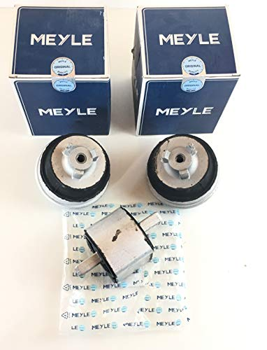 2x Ball joint front axle left right inner Bottom W211/S211/W220/MEYLE Germany