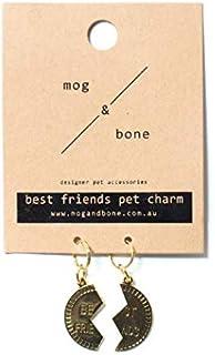 MOG & BONE Best Friends Gold Charm Set 2 Gold
